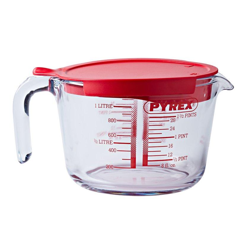 332cb672307 Mõõtekann kaanega 1l - Toidu valmistamise ja serveerimise nõud ning tarvikud  - Toidu valmistamine - Köök - Kodu