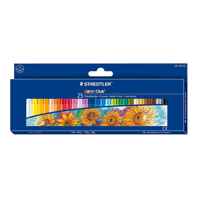 b5d4e60fad0 Õlipastellid 25 värvi - Värvimisvahendid - Koolikaubad - Mänguasjad