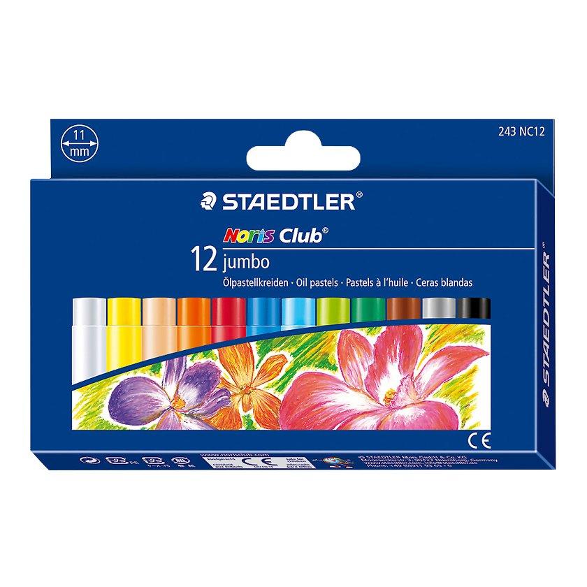 0629b257f9c Õlipastellid 12 värvi - Värvimisvahendid - Koolikaubad - Mänguasjad
