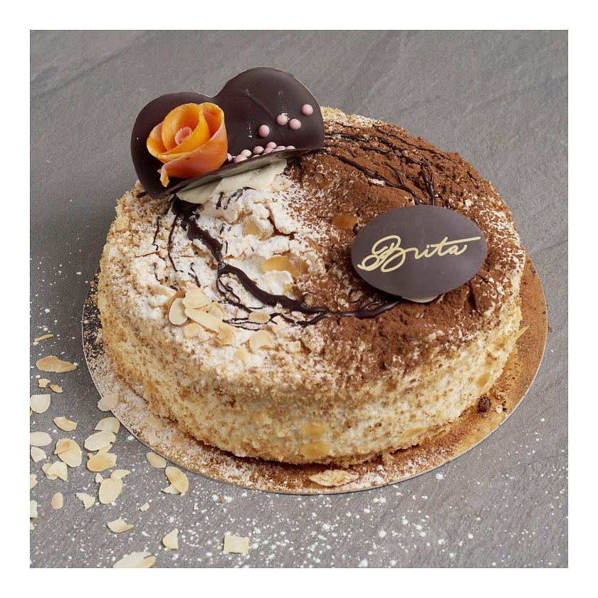 6cddcec4867 Brita tort 900g - Tordid - Peolauatooted (ettetellimine) - Gurmee