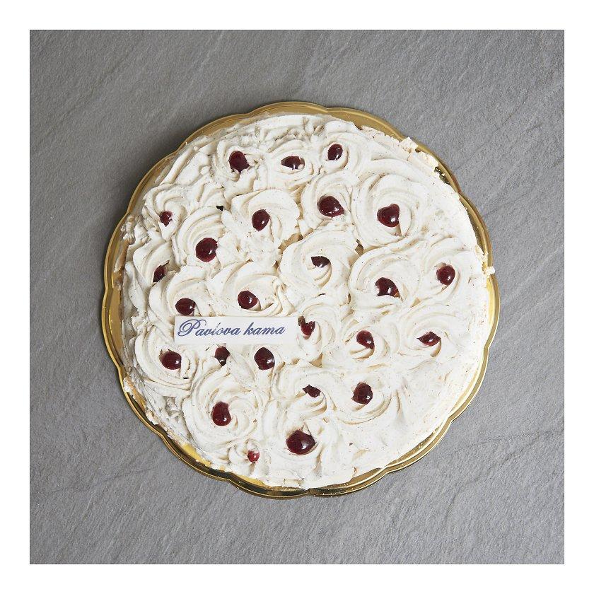 7470cfc95fc Pavlova kama-mustsõstra tort 700g Chez andré - Tordid - Peolauatooted  (ettetellimine) - Gurmee