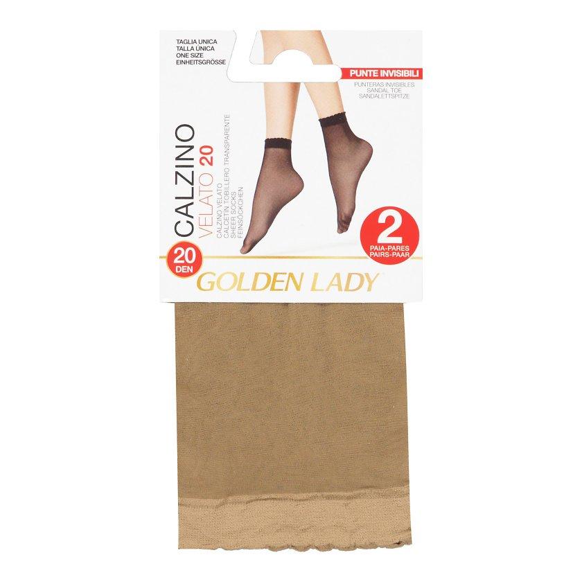 523cd8b1900 Sokid Velato 20 den 2 paari - Põlvikud ja sokid - Sukad ja sokid - Naised -  Aksessuaarid