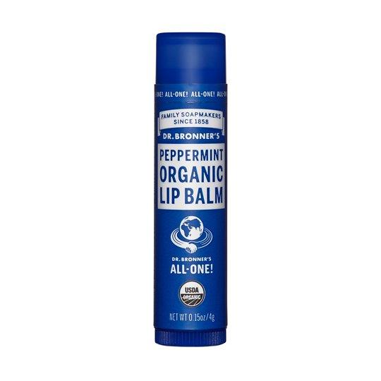 Orgaaniline huulepalsam piparmünt 4g