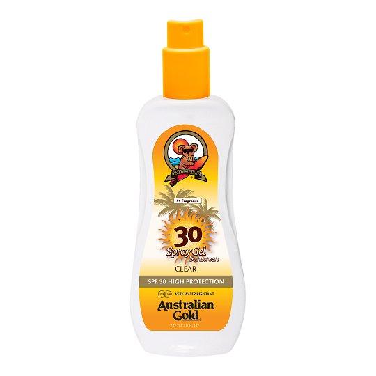 Spray Gel SPF 30 päevitusgeel 237ml