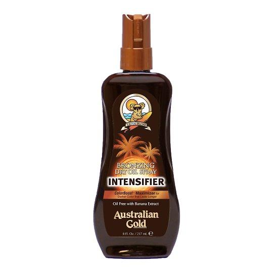 Intensifier Dry Oil Spray with Bronzer pruunistav kuivõli päevitamiseks 237ml