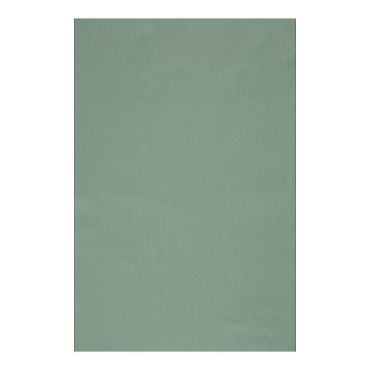 Satiinaluslina kummiga roheline