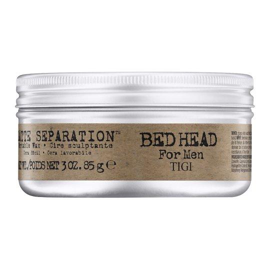 Bed Head For Men Matte Separation Wax matt juuksevaha 85ml