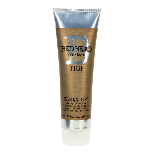 Bed Head for Men Clean Up Daily Shampoo šampoon meestele 250ml