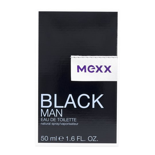 Black Man EdT 50ml