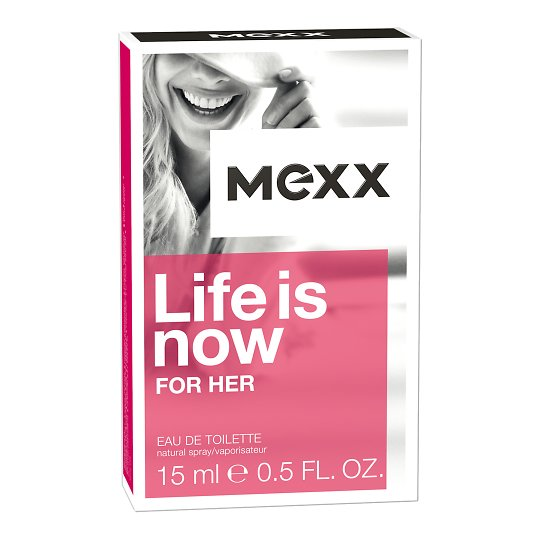 Life is now for her EdT 15ml