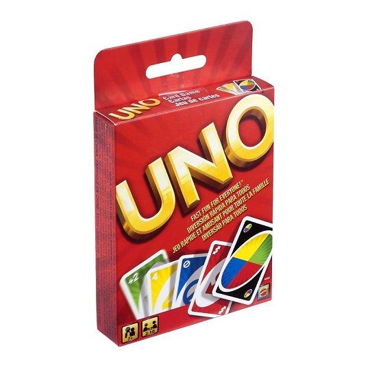 Uno mängukaardid