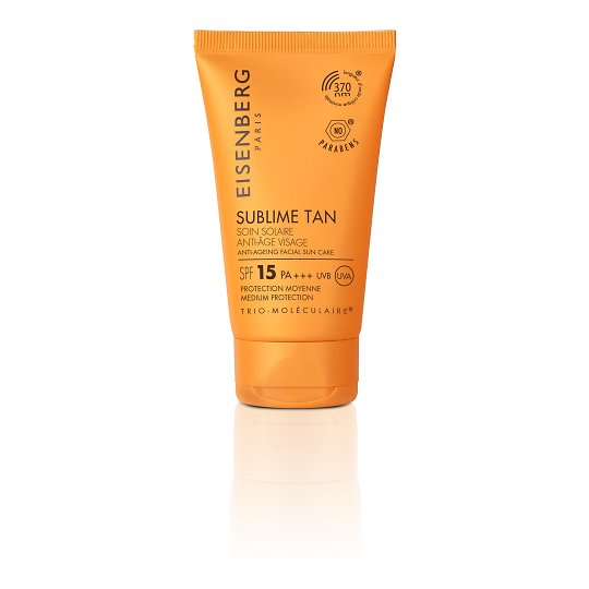 Anti-Ageing Facial Sun Care SPF 15 päikesekaitsekreem 50ml