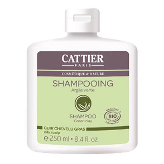 Šampoon rohelise saviga rasustele juustele 250ml