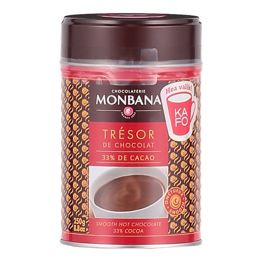 Tresor kuum šokolaadijoogi pulber 250g