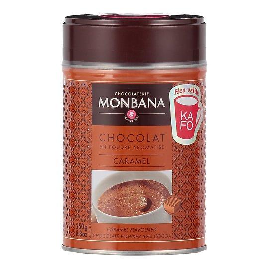 Šokolaadijoogipulber karamelli 250g