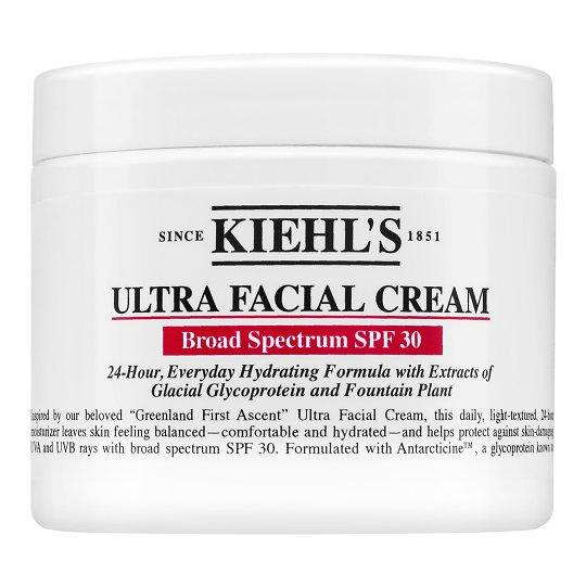 Ultra Facial Cream SPF 30 niisutav kreem