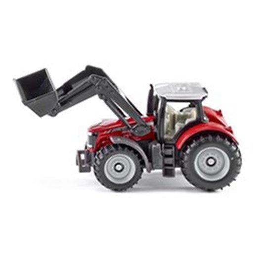 Traktor massey ferguson esilaaduriga