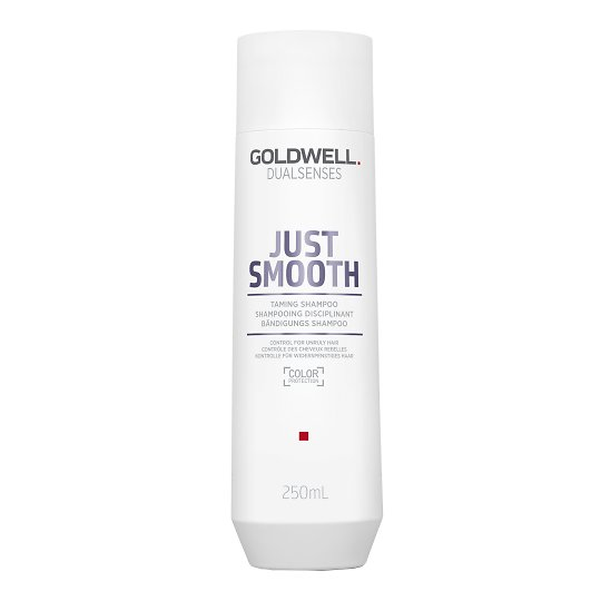 Dualsenses Just Smooth Taming Shampoo taltsutav šampoon kahustele juustele 250ml