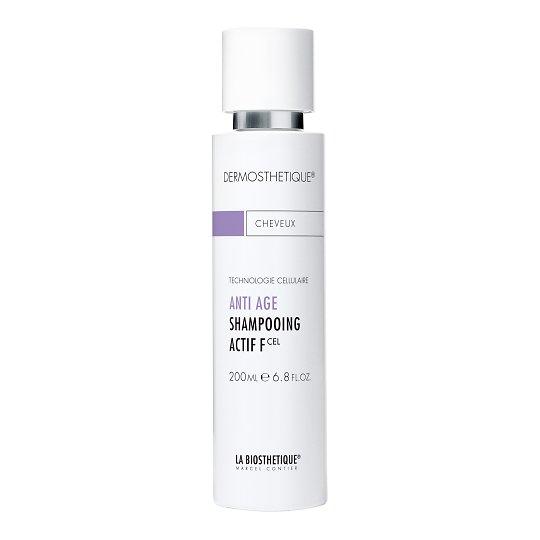 Dermosthetique Anti Age Shampooing Actif F vananemisvastane šampoon 200ml