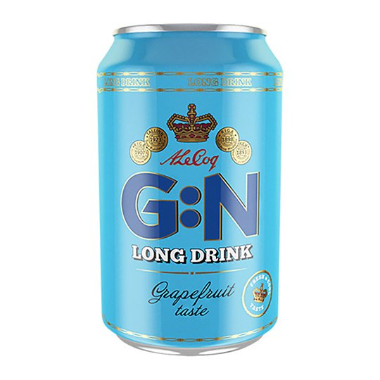 Long Drink Gin Grapefruit muu alkohoolne jook alk.5.5% 330ml Eesti