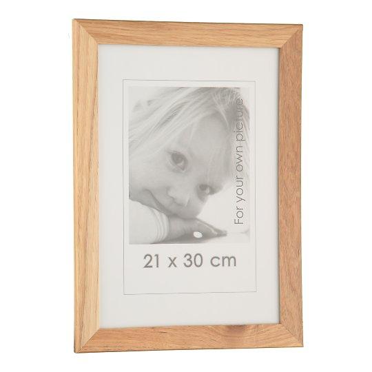 Pildiraam Trendline Oak 21x30cm