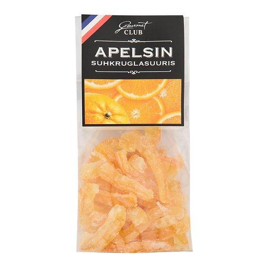 Apelsin suhkruglasuuris 130g