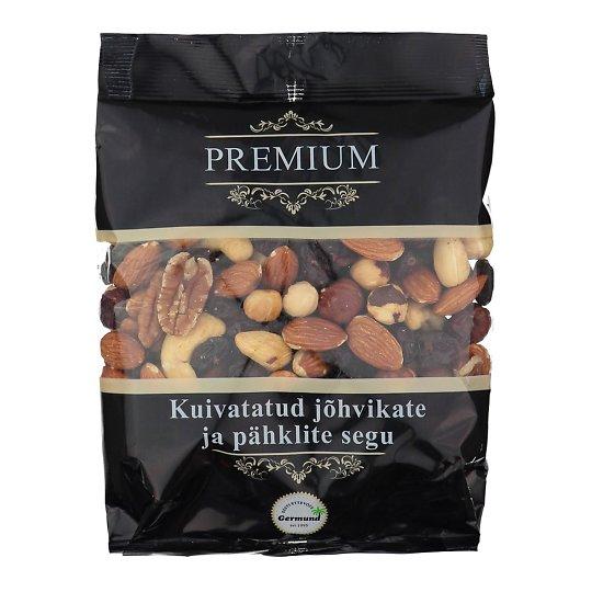 Jõhvikate ja pähklite segu Premium 300g