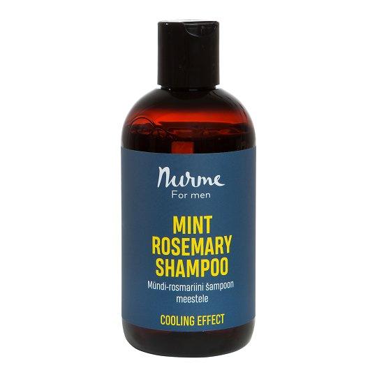 Looduslik mündi šampoon meestele 250ml