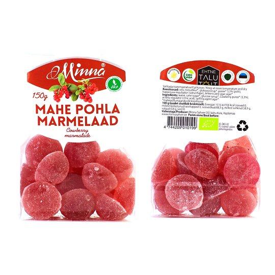 Marmelaad pohla 200g