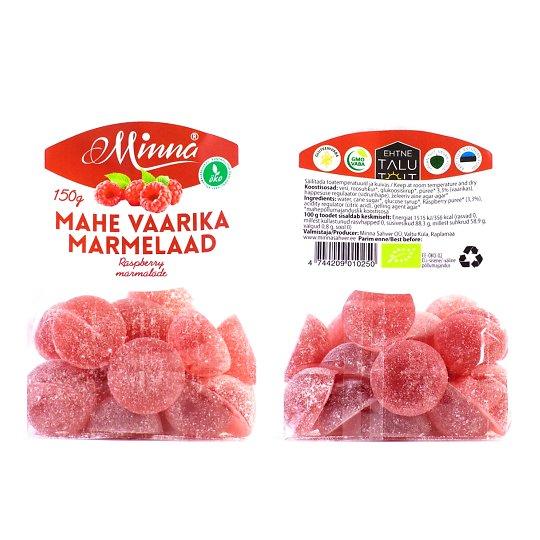 Marmelaad vaarika 200g