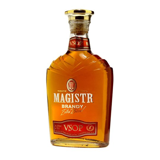 Magister Brandy VSOP 50cl Moldaavia