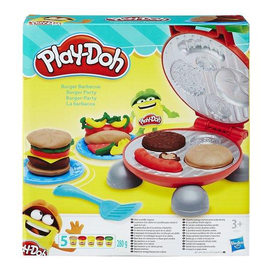 Play Doh burgeripidu