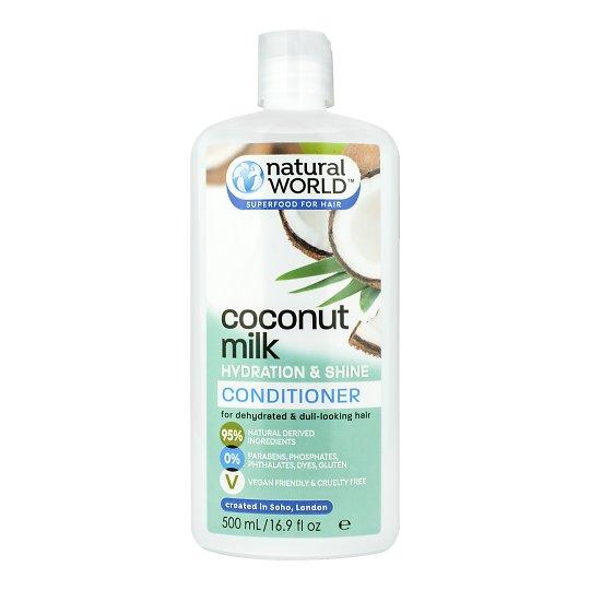 Kookose niisutav ja sära palsam 500ml