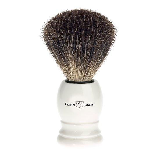 Pure Badger raseerimispintsel valge