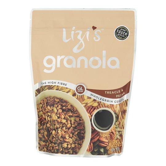 Melassi ja pekaanipähkli granola 400g