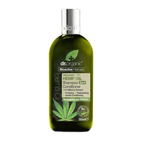 Kanepiseemne õli 2in1 šampoon ja palsam 265ml