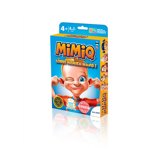 """Lauamäng """"MimiQ"""""""