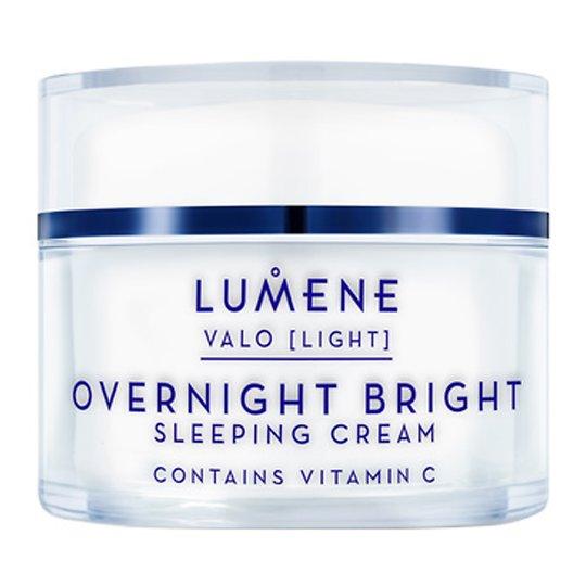 Valo Overnight Bright Vitamin C Sleeping Cream öökreem 50ml