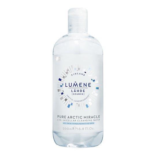 Lähde Pure Arctic 3in1 mitsellaarne puhastusvesi 500ml