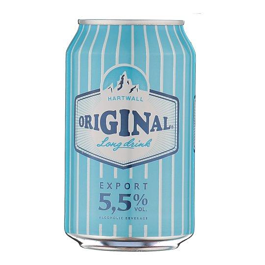 Original Long Drink muu alkohoolne jook alk.5.5% 330ml Soome