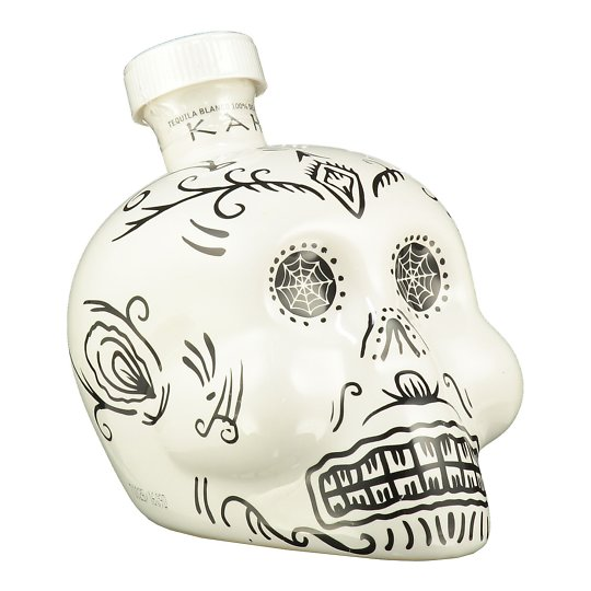 KAH Tequila Blanco 100% Agave 70cl Mehhiko