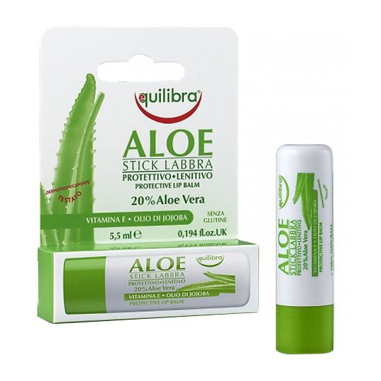 Aloe Lip Balm huulepalsam 5,5ml