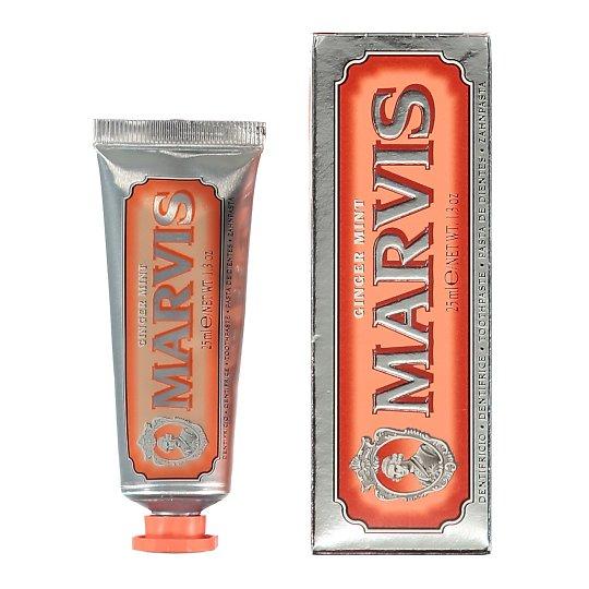 Hambapasta Ingver/piparmünt 25ml