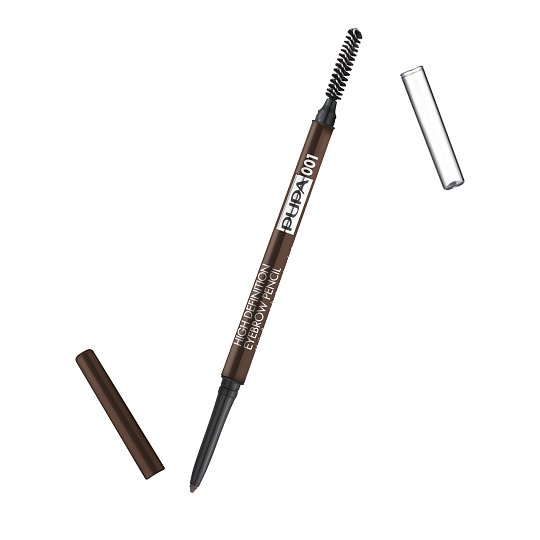 High Definition Eyebrow Pencil WP veekindel keeratav kulmupliiats