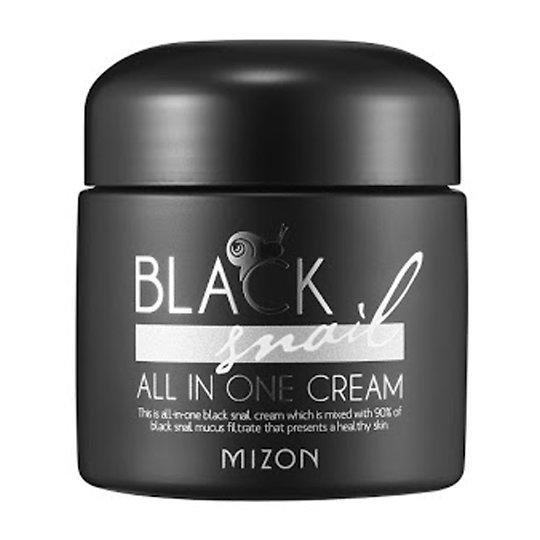 Black Snail All In One Cream näokreem 90% musta teo mutsiiniga 75ml