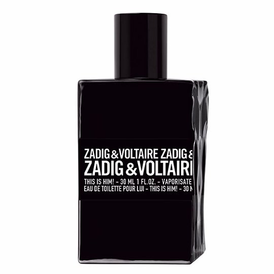 Zadig & Voltaire uued parfüümid – This is HIM ja This is HER